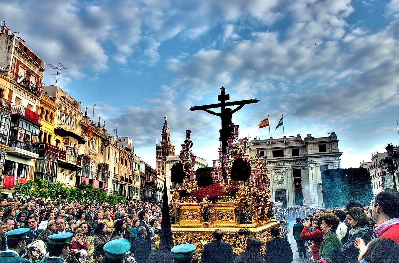 Inteligencia artificial para la Semana Santa de Sevilla