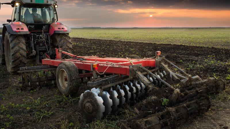 La 'agricultura 4.0' en red de estaciones de GPS de la Junta