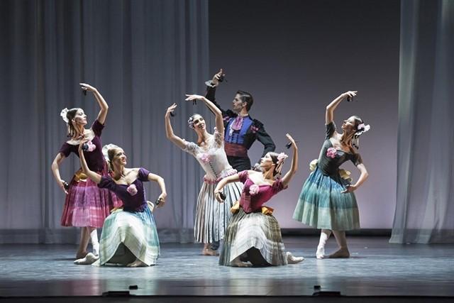 El Ballet Nacional de España presenta este viernes 'Eterna Iberia' en el Festival de Úbeda.