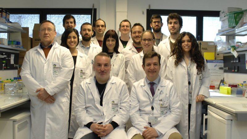 Jóvenes investigadores del IMIBIC reciben premios europeos