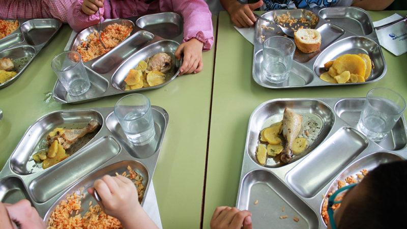 CSIF exige la reapertura de los comedores públicos en los centros escolares
