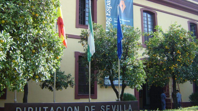 Diputación Sevilla y ONCE difundirán lugares turísticos accesibles