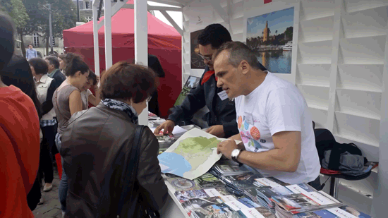 Campaña turistas austríacos en Huelva cierra con más 46.000 pernoctaciones