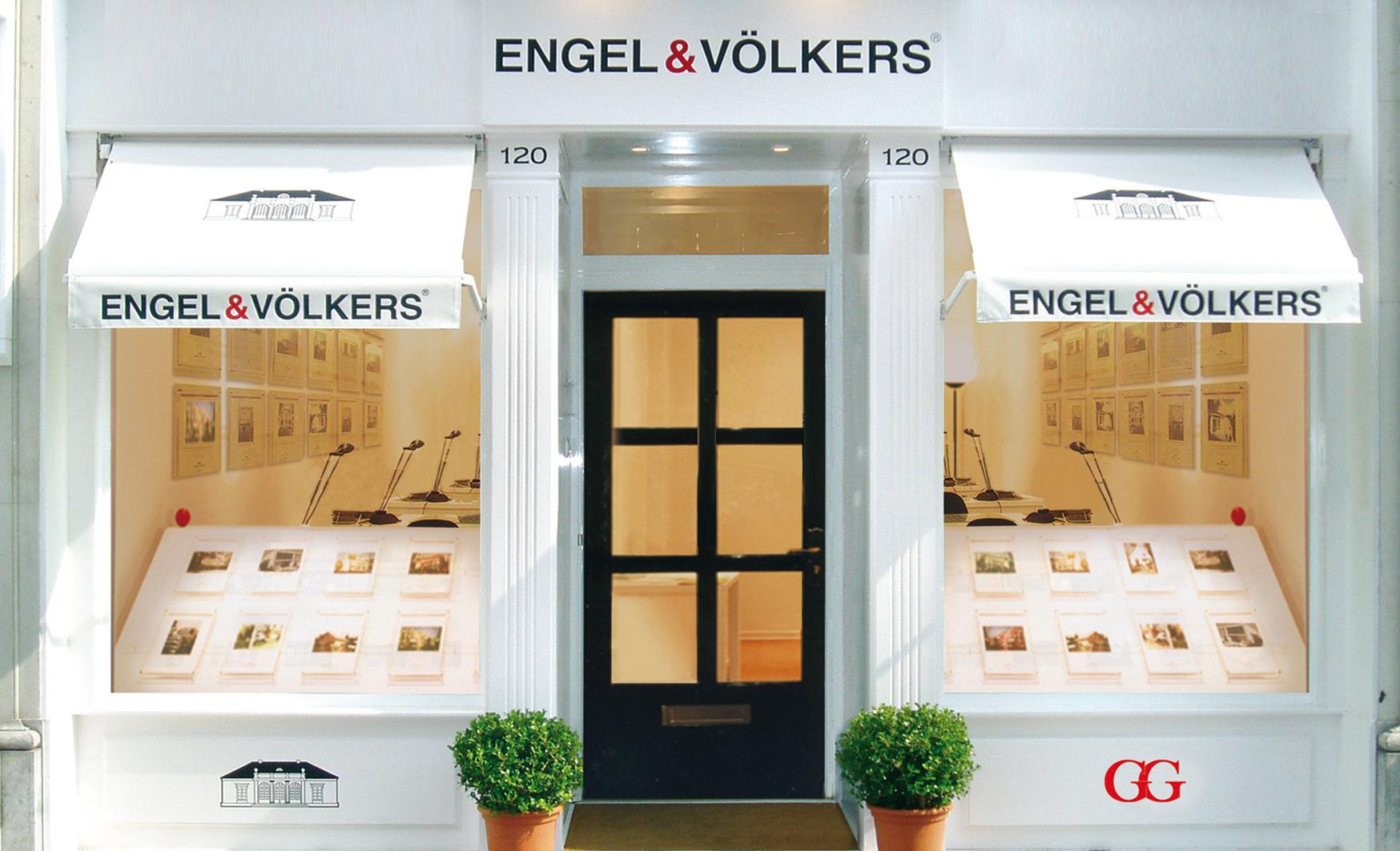 Inmobiliaria Engel&Völkers apuesta por reforzar su presencia en Andalucía
