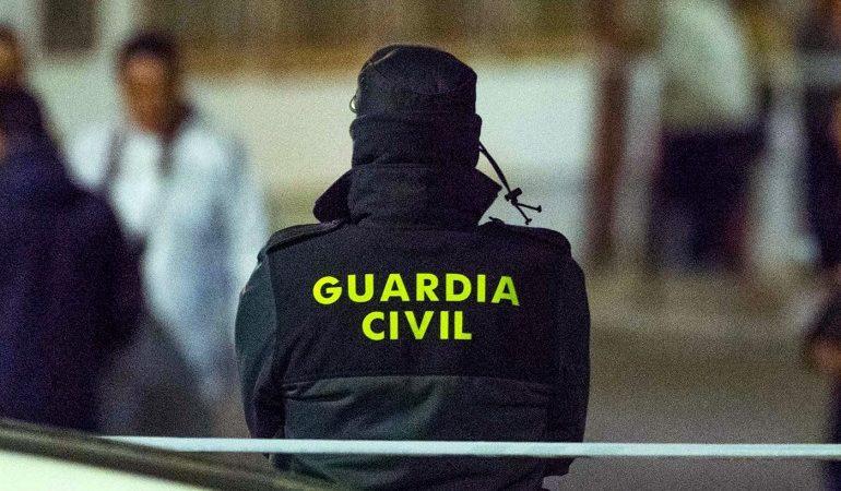 Puesto a disposición del Juzgado el agente de la Guardia Civil detenido en Granada en operación contra narcotráfico