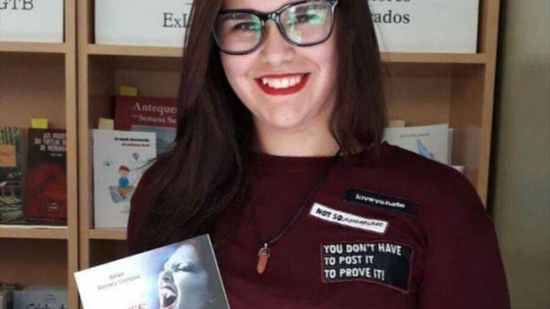 """Belén Barrera presenta su primer libro """"No te metas conmigo"""""""