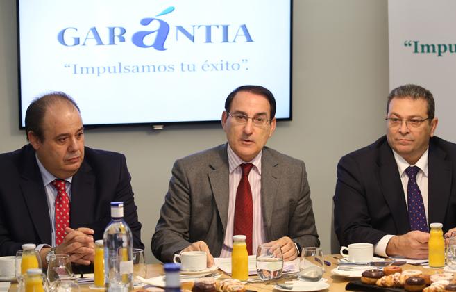 """""""S.G.R Garántia"""" crece el 36 40 % en su primer año y avala hasta 115 millones"""