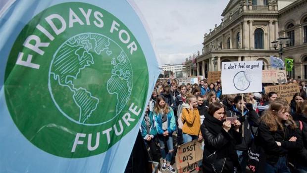 Muchos jóvenes se sumarán a la nueva huelga mundial del clima