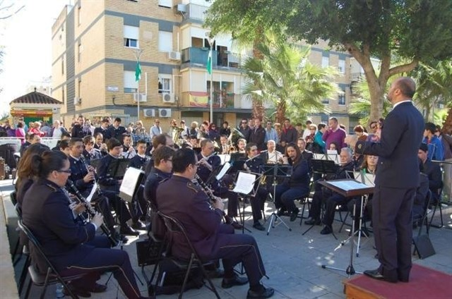 Ayuntamiento de Alcalá y Asociación Musical Nuestra Señora del Águila incentivan la cultura y música de bandas.