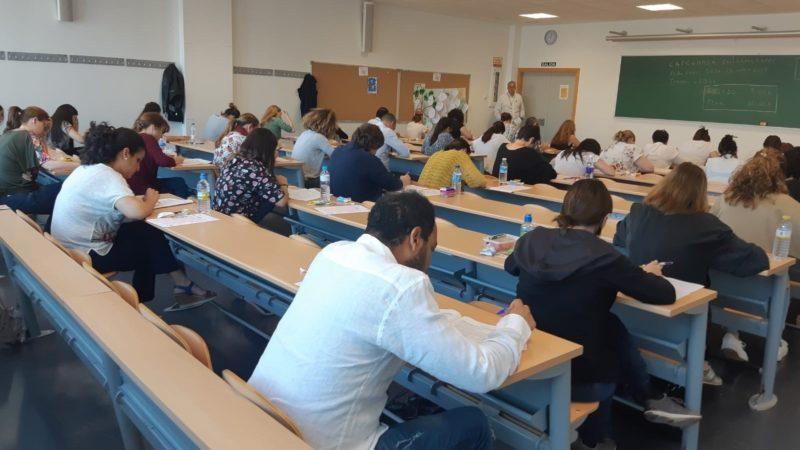 Satse valora el desarrollo de los exámenes de las oposiciones del SAS de Enfermería