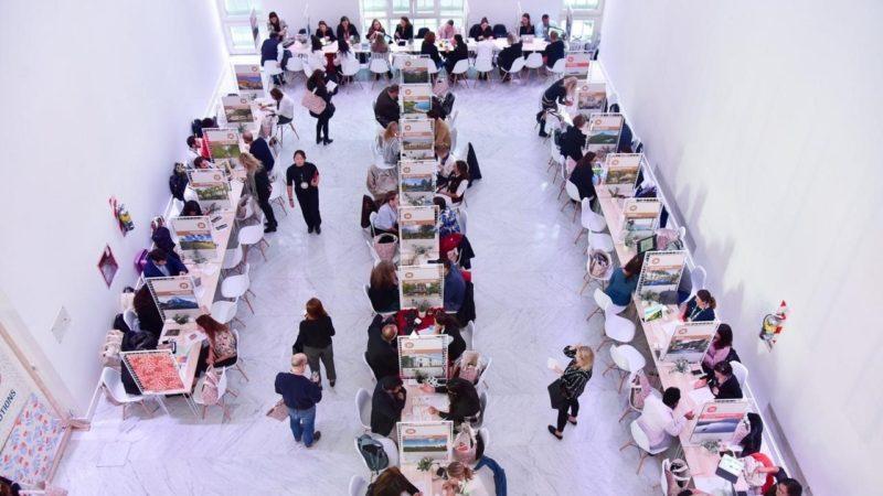 El Ayuntamiento promociona la ciudad en la feria del segmento premium de Buenos Aires