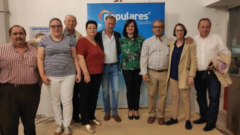 """Virginia Pérez afirma que PP es """"garantía"""" para mundo rural"""