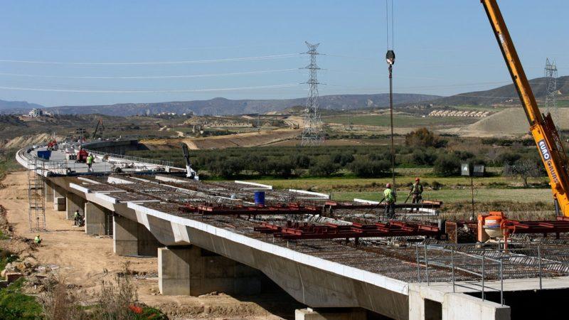 Reunión de trabajo por la conexión ferroviaria de Níjar al futuro AVE Murcia-Almería