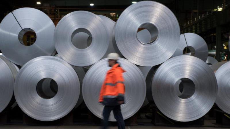 Estados Unidos y Canadá eliminan sus aranceles al aluminio y acero