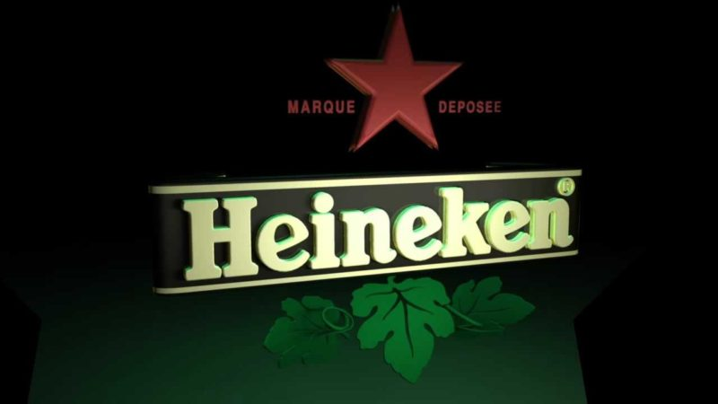 Heineken utiliza impresoras 3D en su factoría de Sevilla
