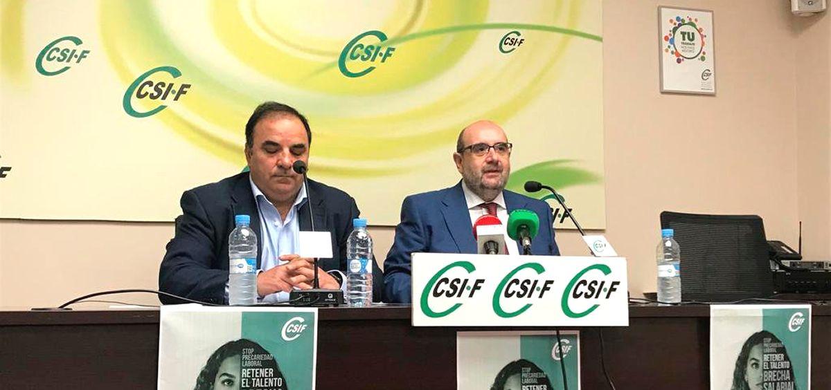 """CSIF exige la equiparación salarial de los enfermeros de Andalucía y avisa del """"déficit"""" de estos sanitarios en la región"""