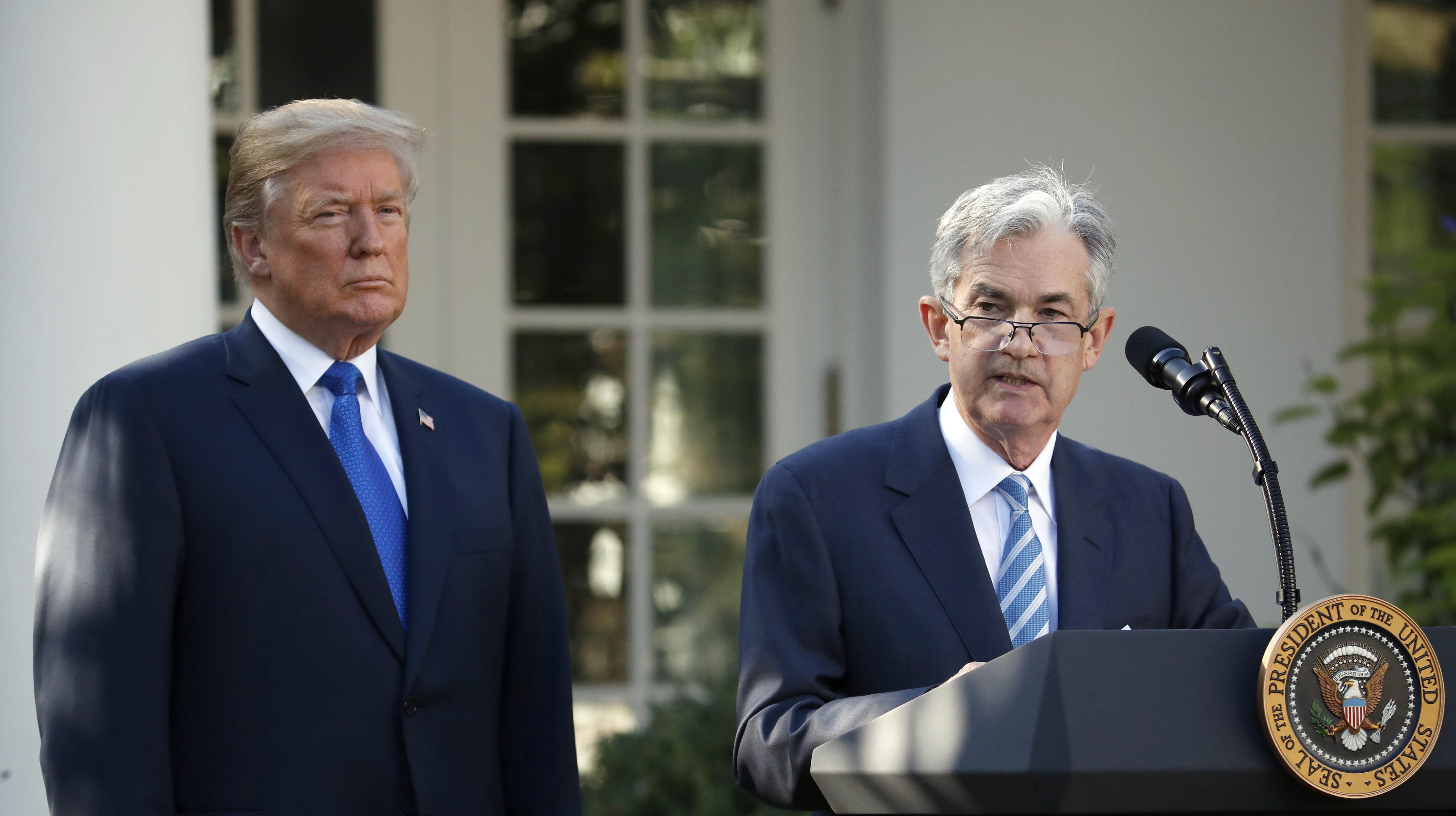 La FED recorta un 0,25 las tasas de interés