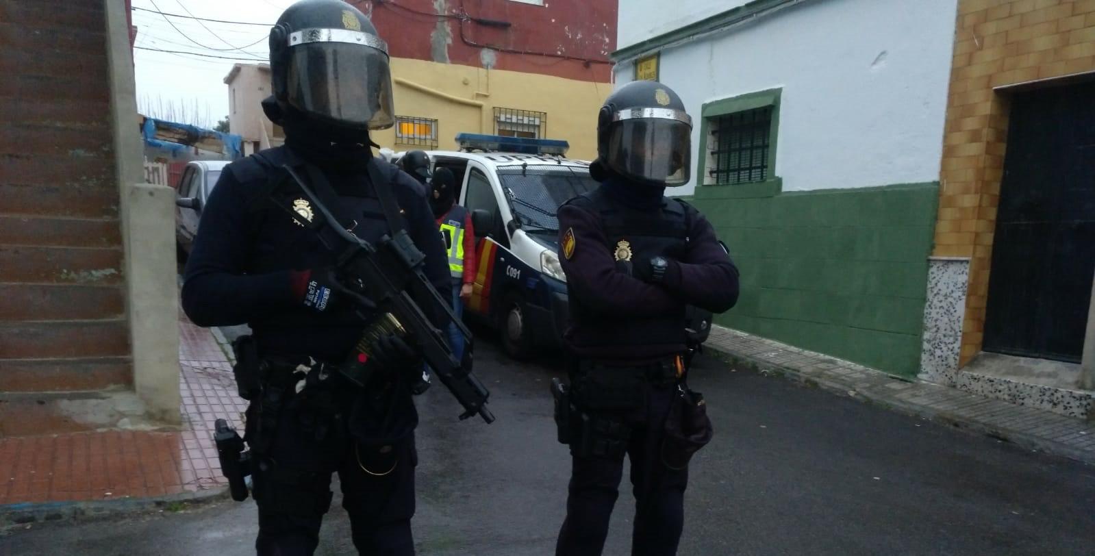 Prisión Provisional para 9 de los 15 detenidos en una operación contra el tráfico de drogas.