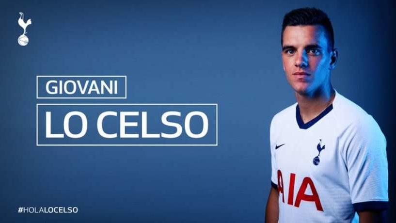 Lo Celso, baja en el Tottenham hasta finales de octubre