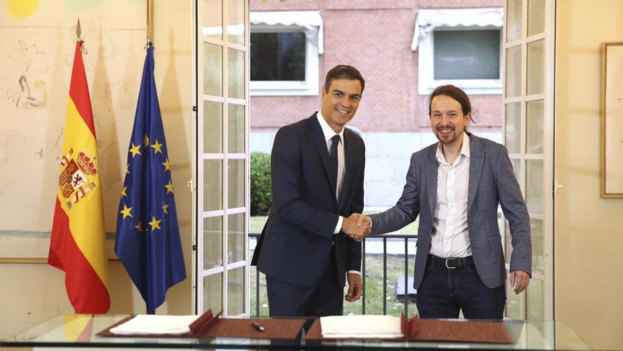 PSOE y Unidas Podemos retomarán hoy las negociaciones para forma Gobierno