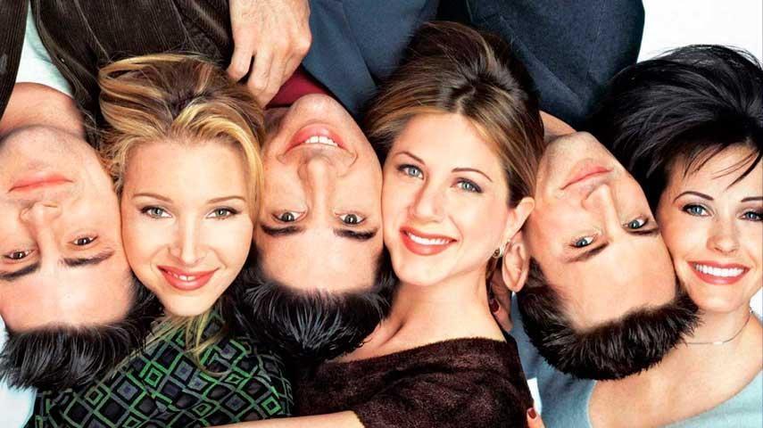 Llega la app de 'Friends' en su 25º aniversario