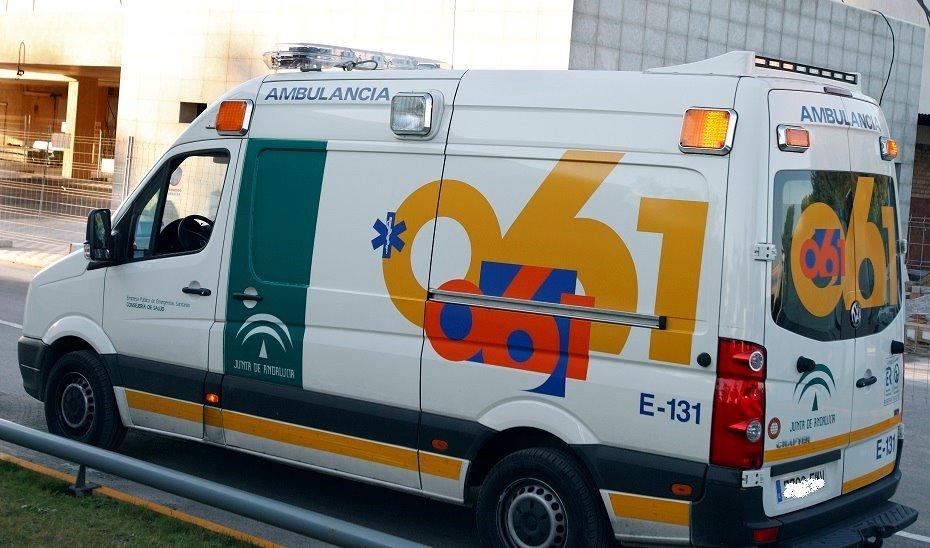 Fallece un motorista en un accidente de tráfico en la Alameda Principal