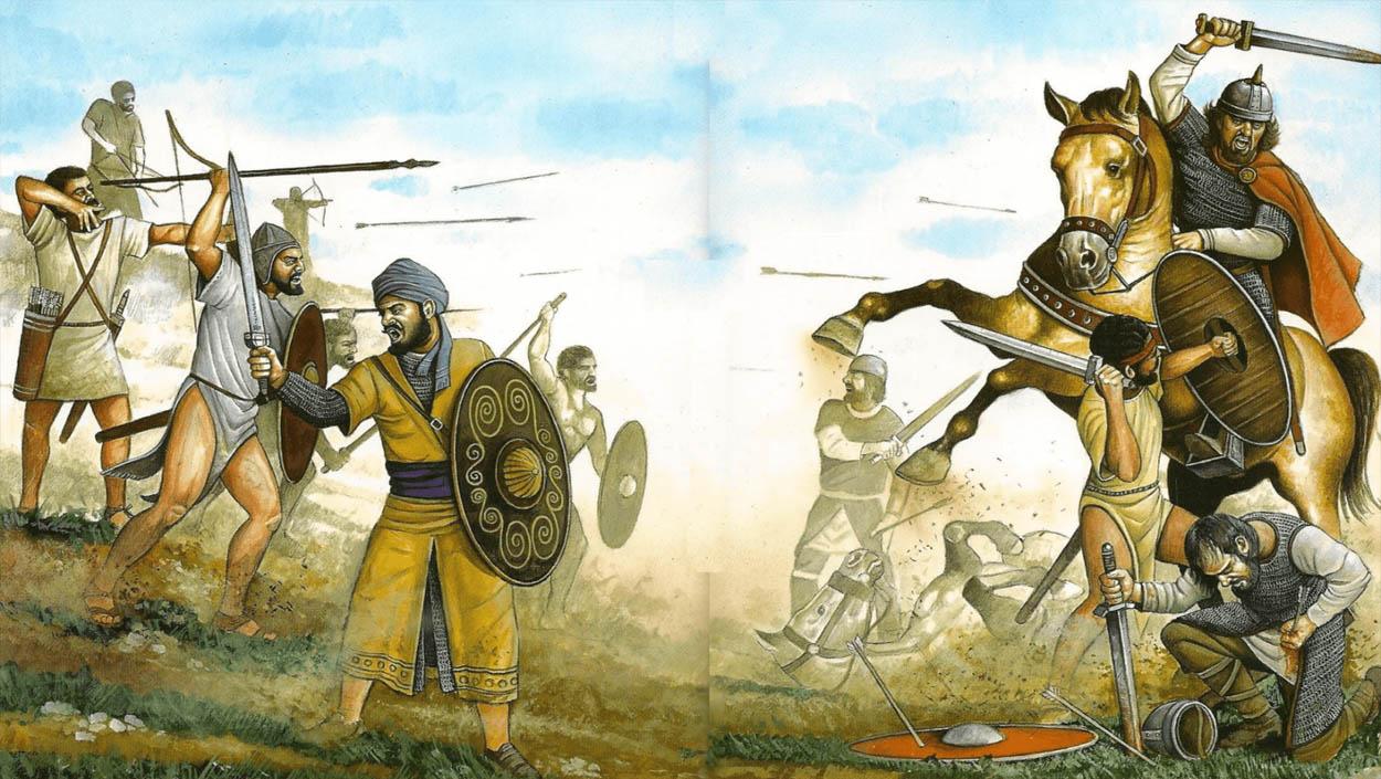 La conquista árabe de Sevilla y su legado cultural