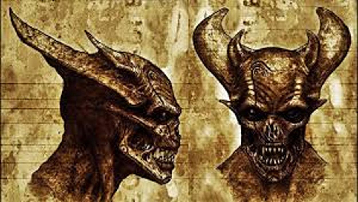 ¿Cuántos tipos de demonios hay?