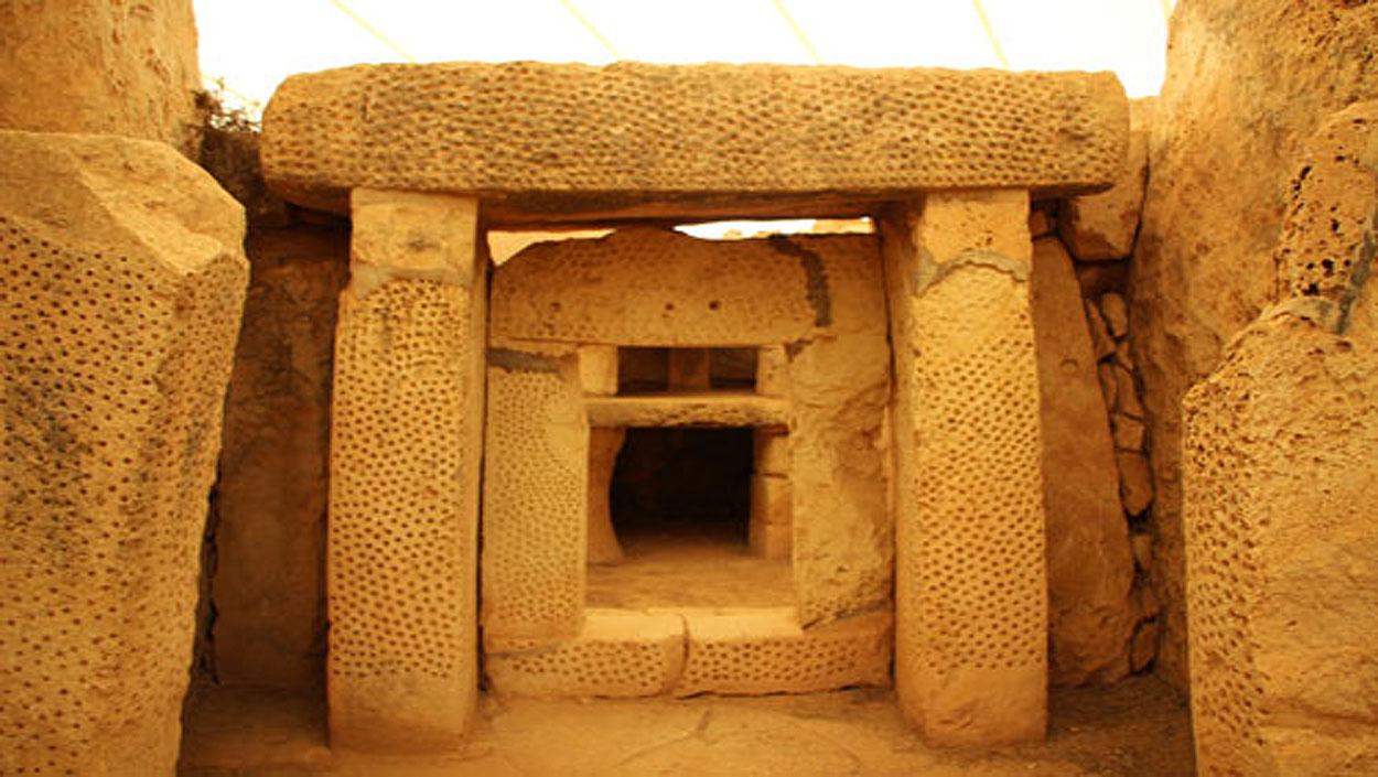 El enigmático templo de Malta