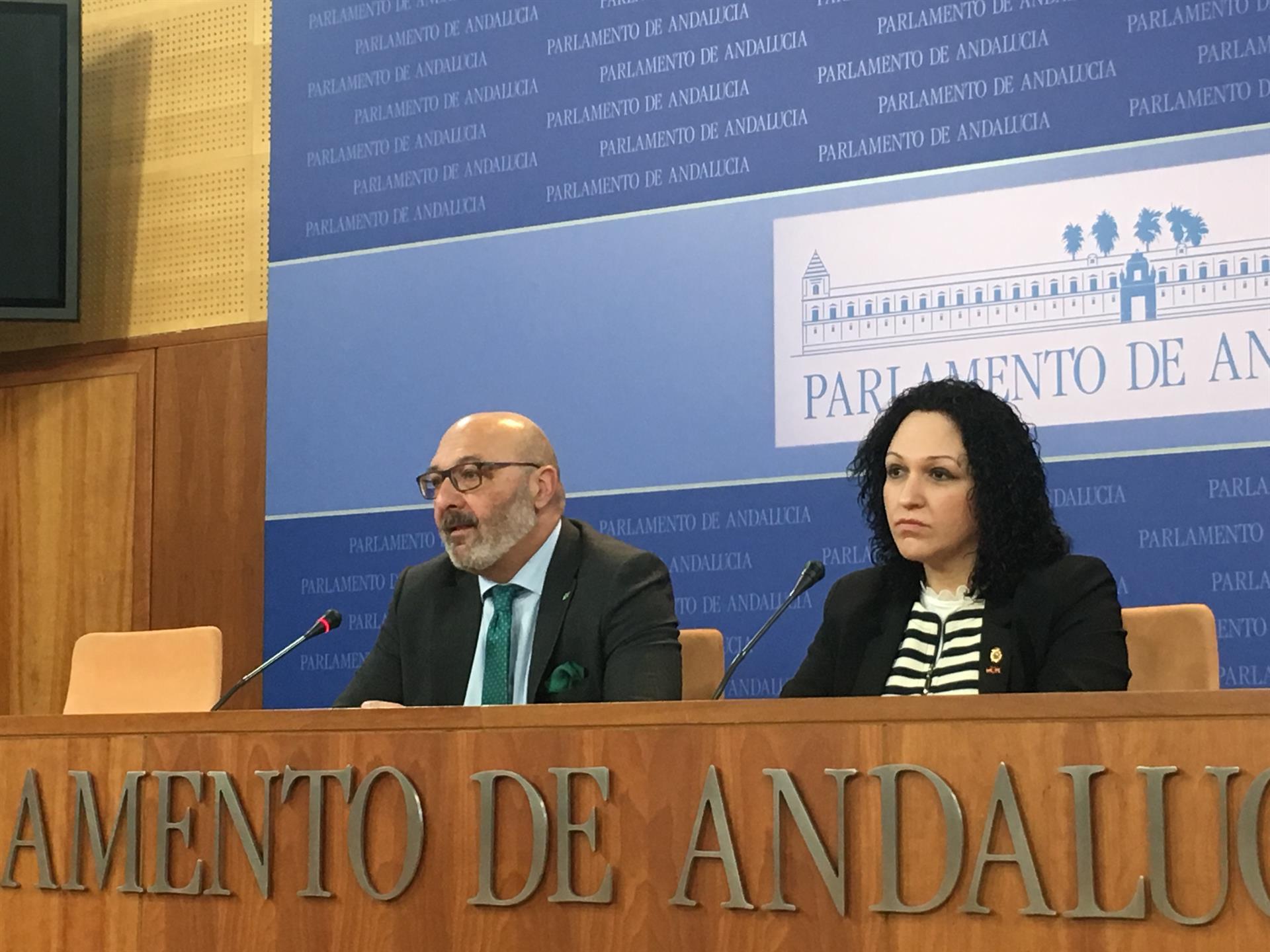 """Luz Belinda Rodríguez (Vox) deja el grupo parlamentario y denuncia un presunto """"acoso laboral"""""""