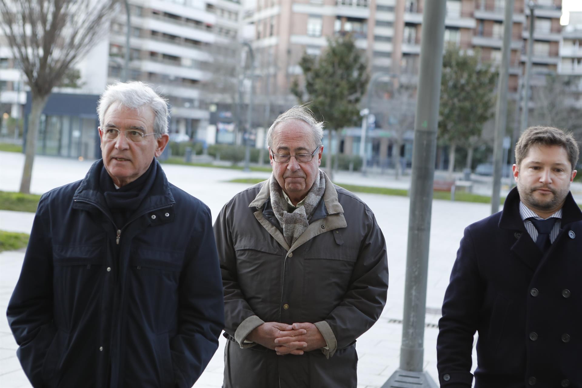 El exgerente de Osasuna dice que el club pagó en 2013 al Getafe por dejarse ganar y primó a Betis y Valladolid