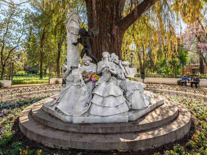 El secreto del monumento a Bécquer