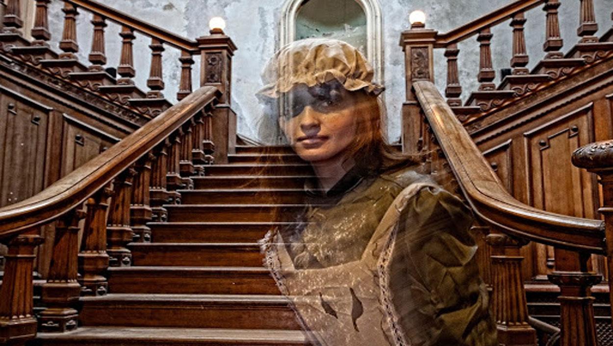 El fantasma de 'Loftus Hall'