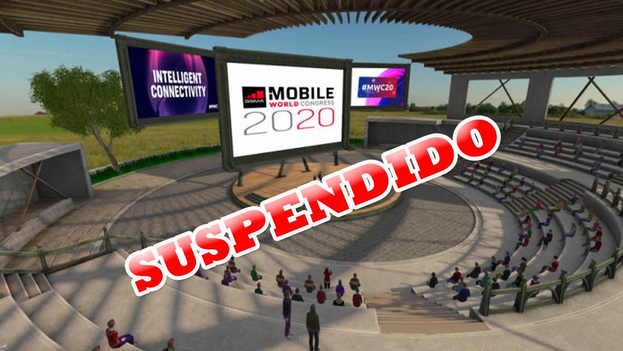 Suspendido el Congreso Mundial de Móviles, 'Mobile', por el miedo al coronavirus de China